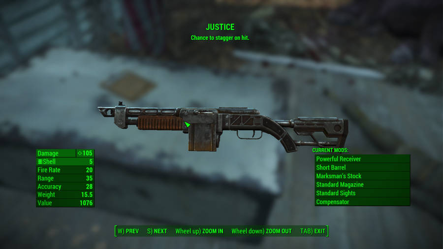 Fallout  Mod Ammo Crafting