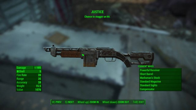 Fallout 4 - How to Find Best and Unique Weapons