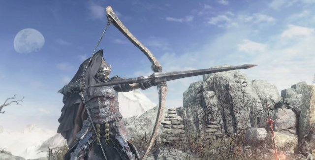 Dark Souls 3 - Bows, Greatbows, and Crossbows Locations