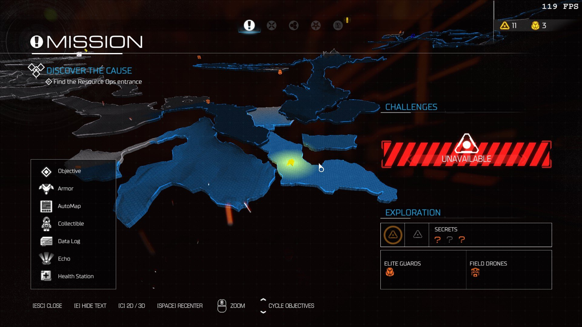DOOM - Hidden Clic Level Locations Doom Maps on