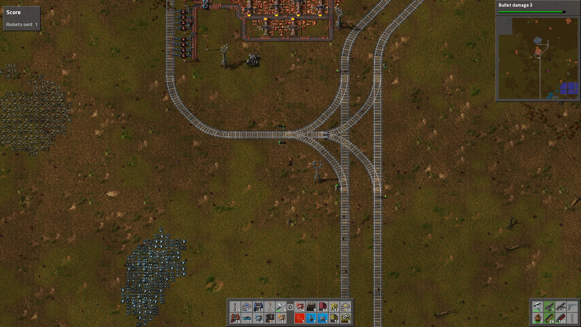 Factorio - Beginner's Train Guide