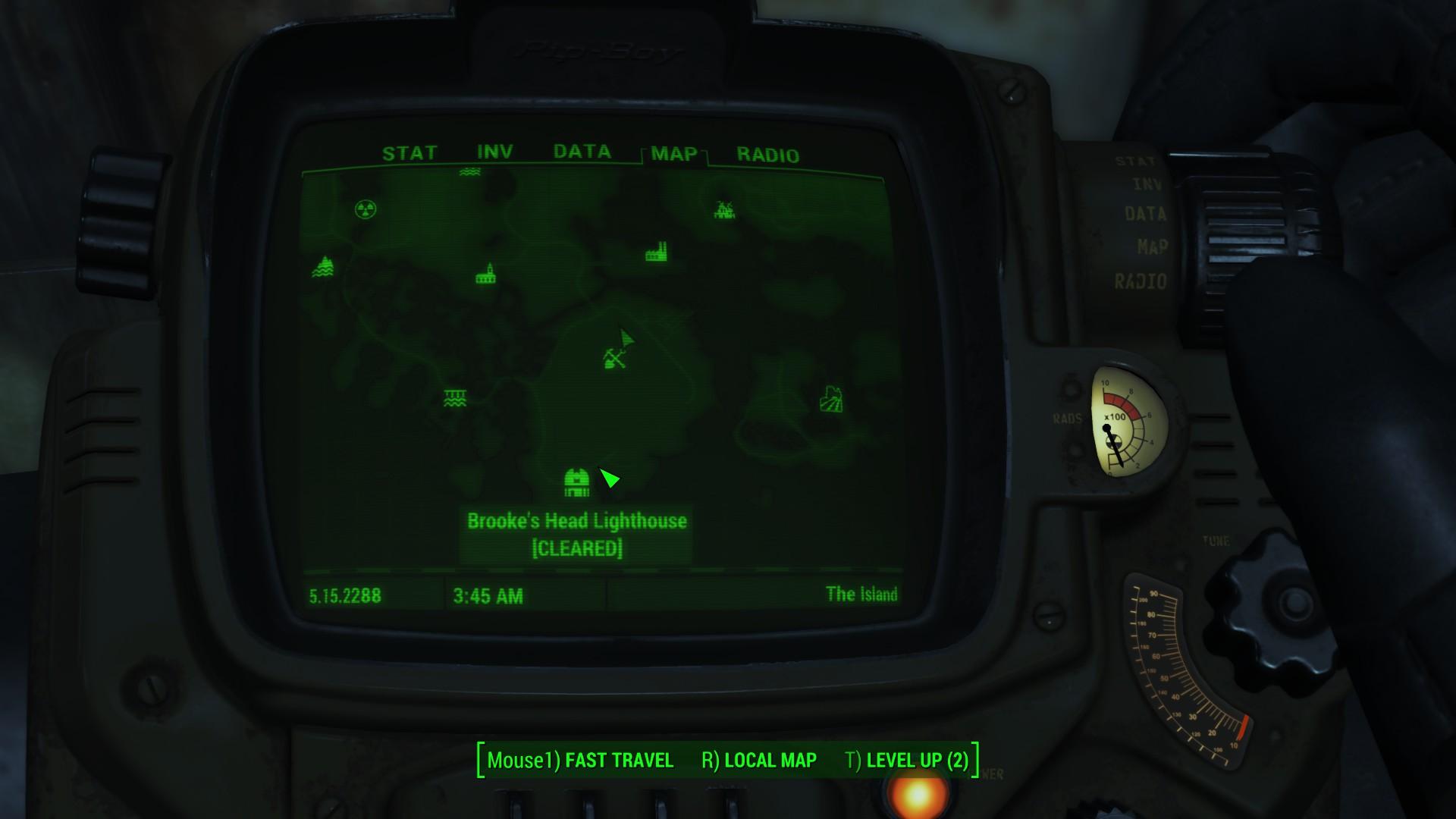 Fallout 4: Far Harbor - All The Islander's Almanac Magazine