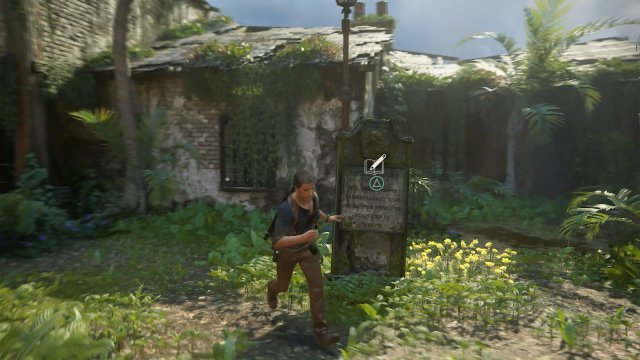 Uncharted 4: The Thief's End - The Location of the Journal Entries
