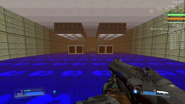DOOM - Hidden Classic Level Locations