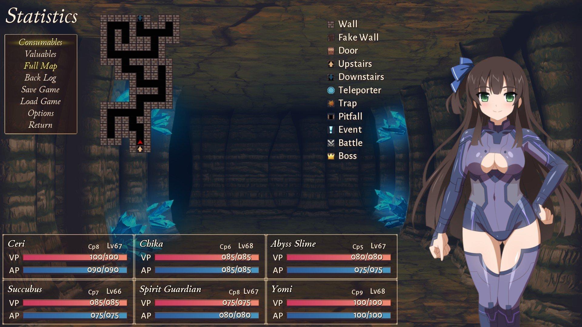 sakura dungeon cheat apk