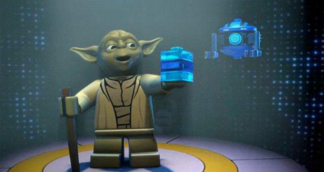 LEGO Star Wars: The Force Awakens - How to Unlock Yoda