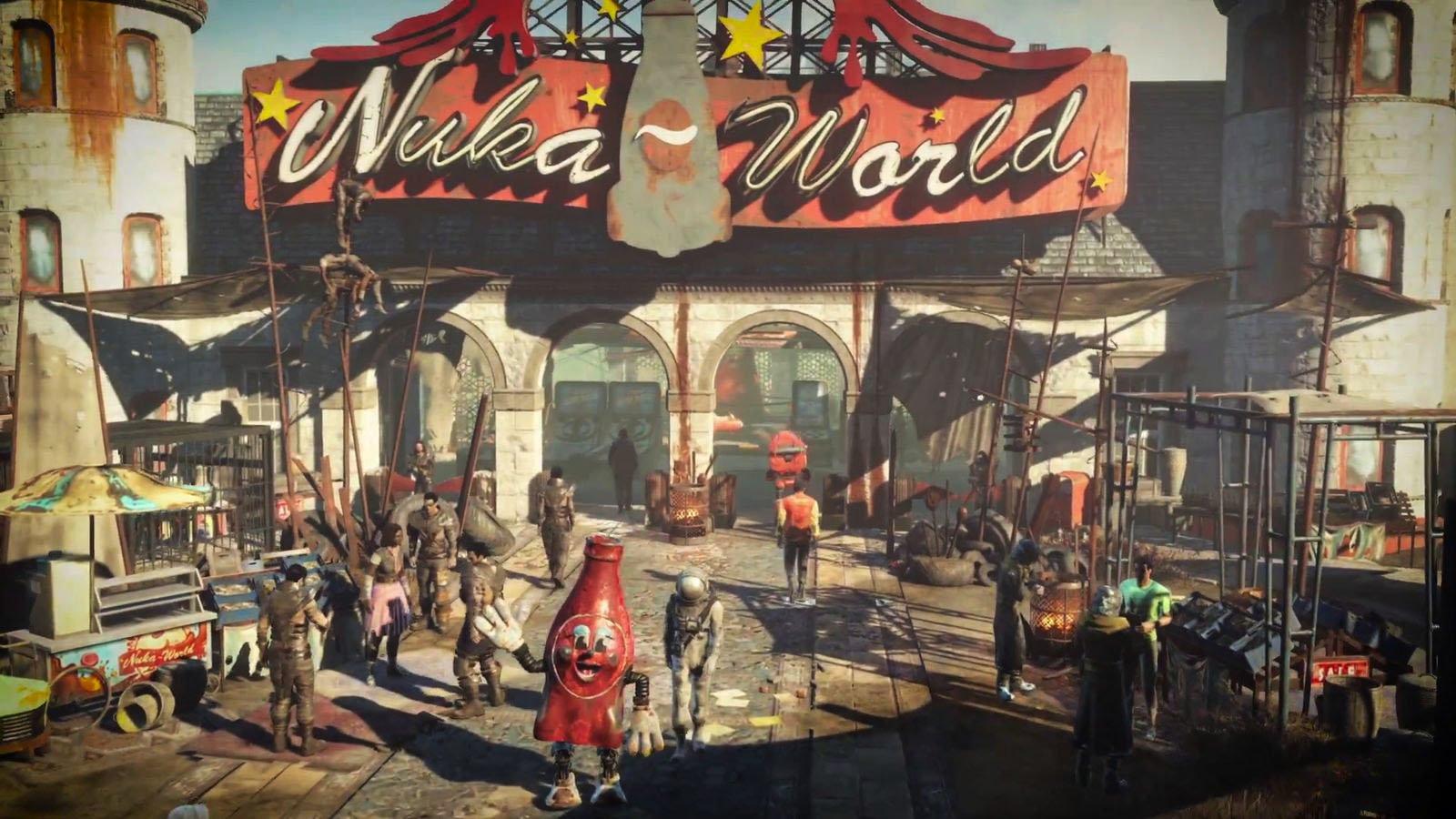 fallout 4 nuka world all hidden cappy locations