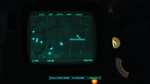 Fallout 4: Nuka-World - How To Enter The Morton Residence