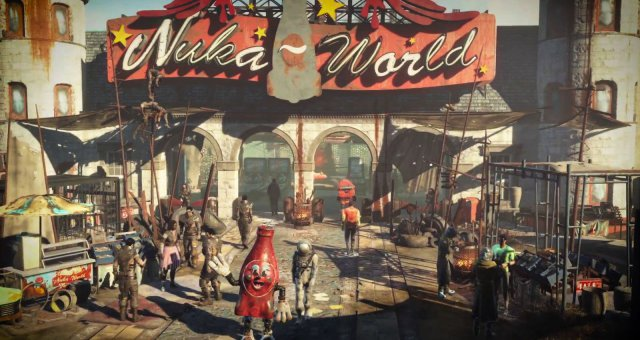 Fallout 4: Nuka-World - All Hidden Cappy Locations