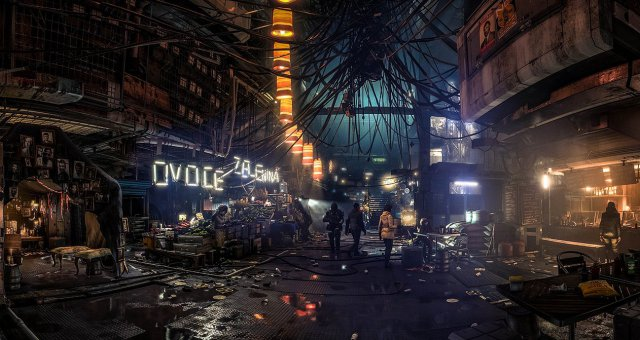 Deus Ex: Mankind Divided - Uses for Neuropozyne