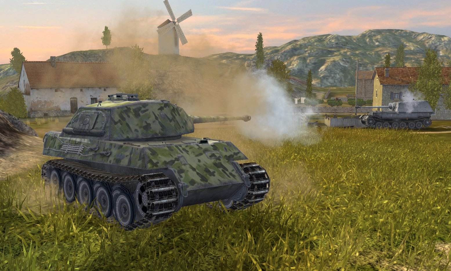 Установка world of tanks blitz на bluestacks