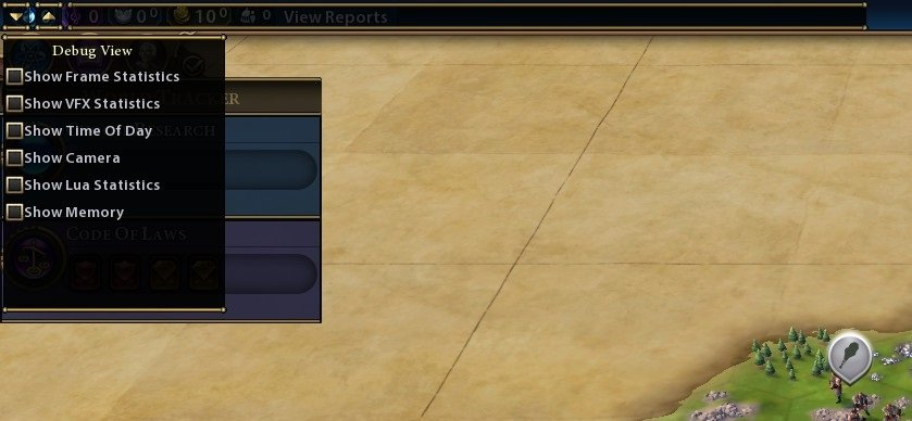 Civilization VI - How to Use the Debug Menu and Console Commands