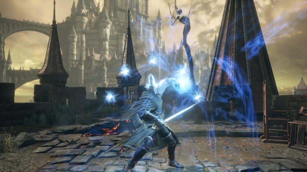 Dark Souls  Dark Sorceries Build