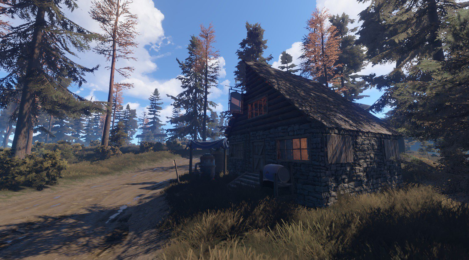 Rust basic tips and tricks for Best house designs rust