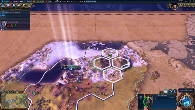 Civilization VI - Cheating Method of Obtaining the Most Hardest Achievements