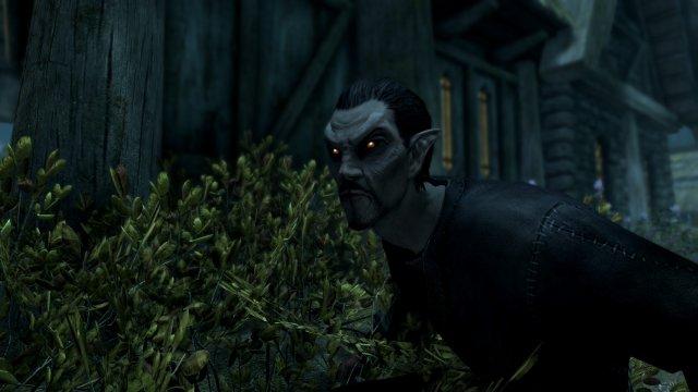 The Elder Scrolls V: Skyrim - Vampirism (Vampire Guide)
