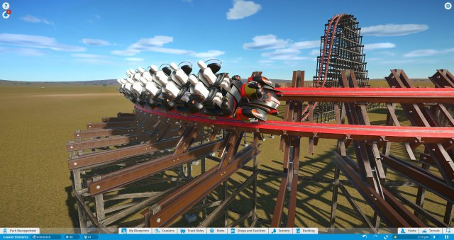 Planet Coaster - Airtime Hills and Turns