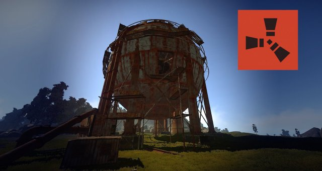 Rust - How To Climb Sphere Monument