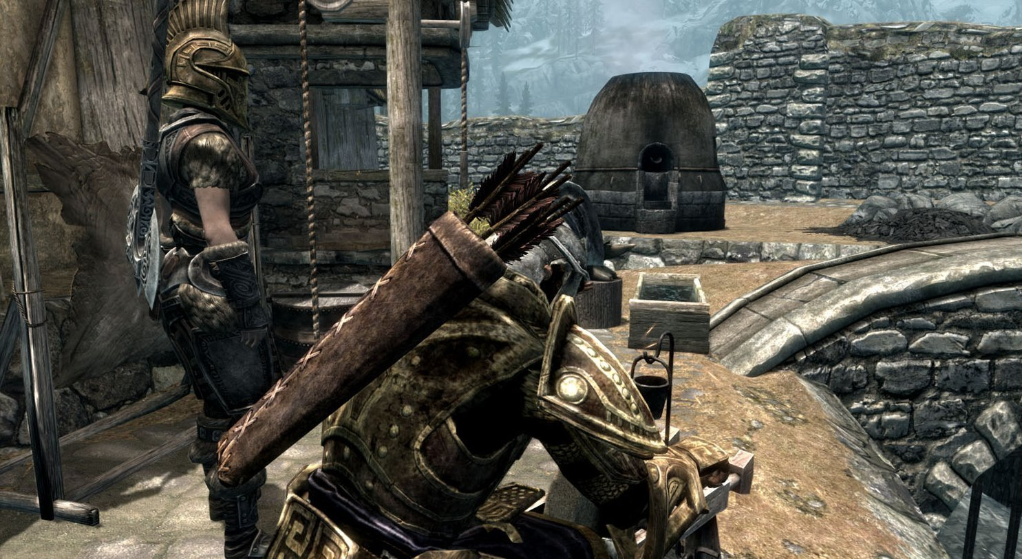 skyrim how to keep mystic tuning gloves