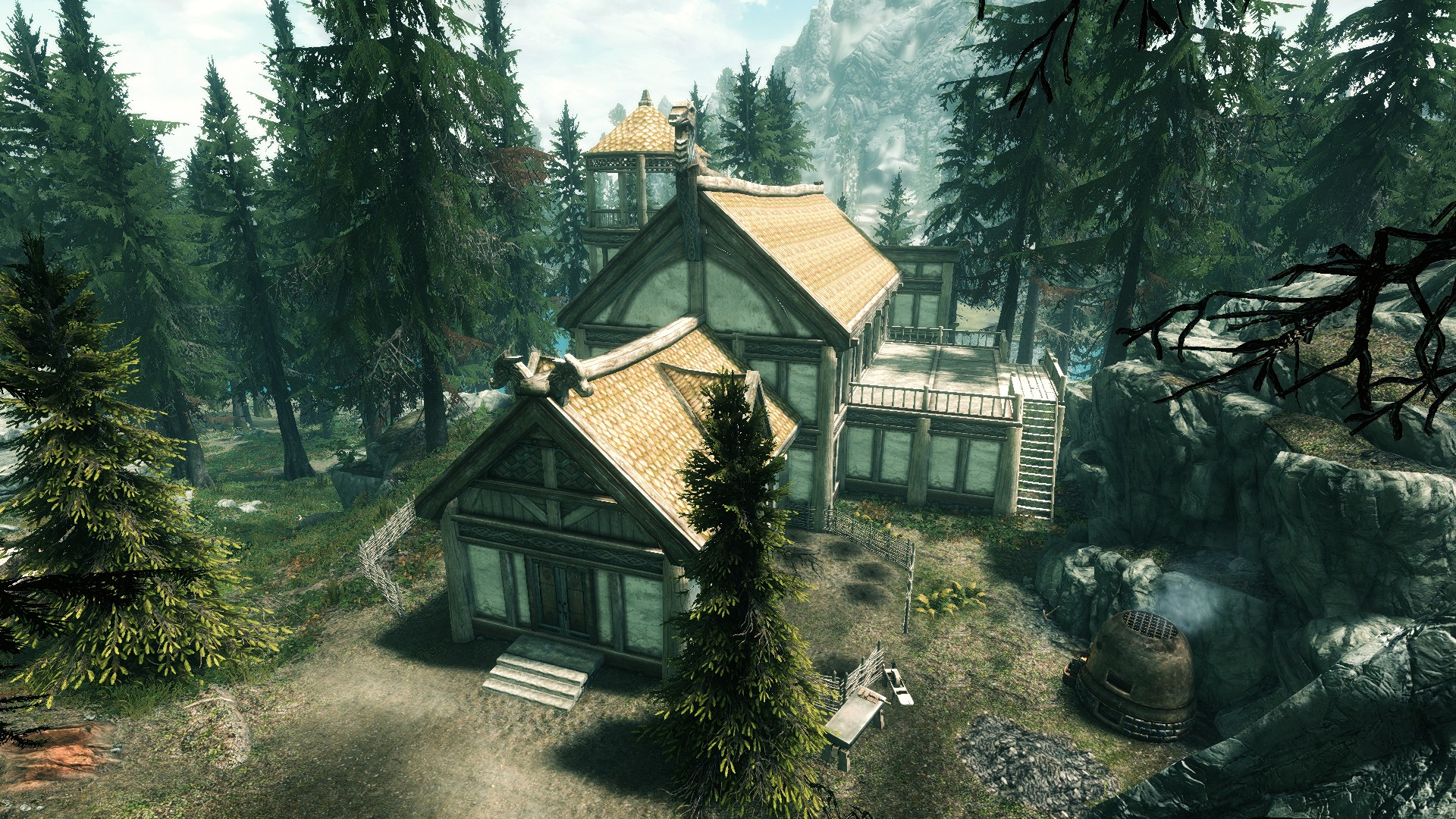 Tips For Building A House In Skyrim