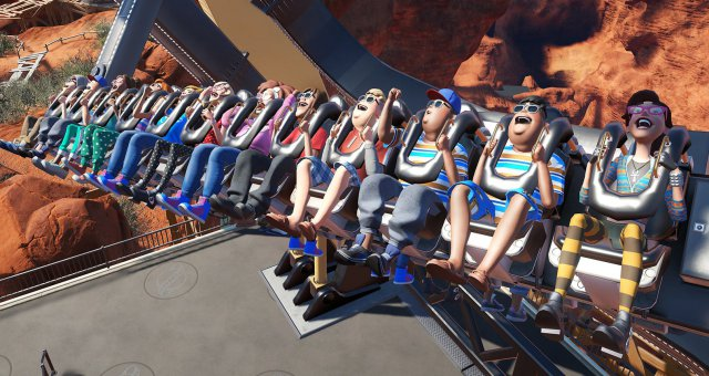 Planet Coaster - How to Increase Ride Profit