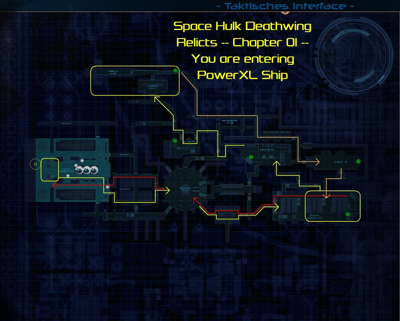 Space Hulk: Deathwing - All Relic Locations Guide