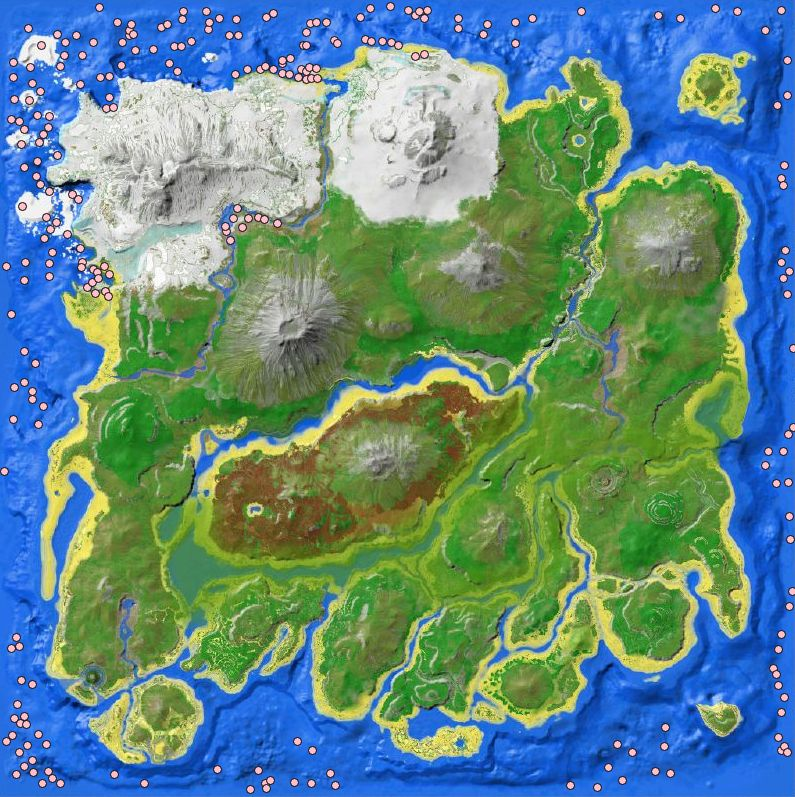 ark survival evolved how to find silica pearls