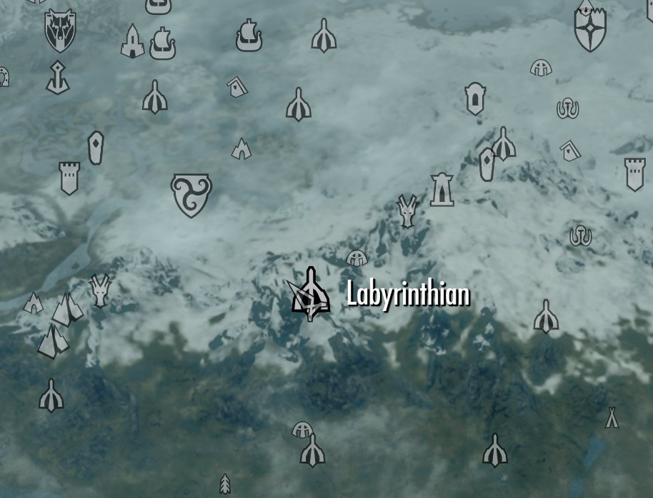 Where is sharepoint in skyrim