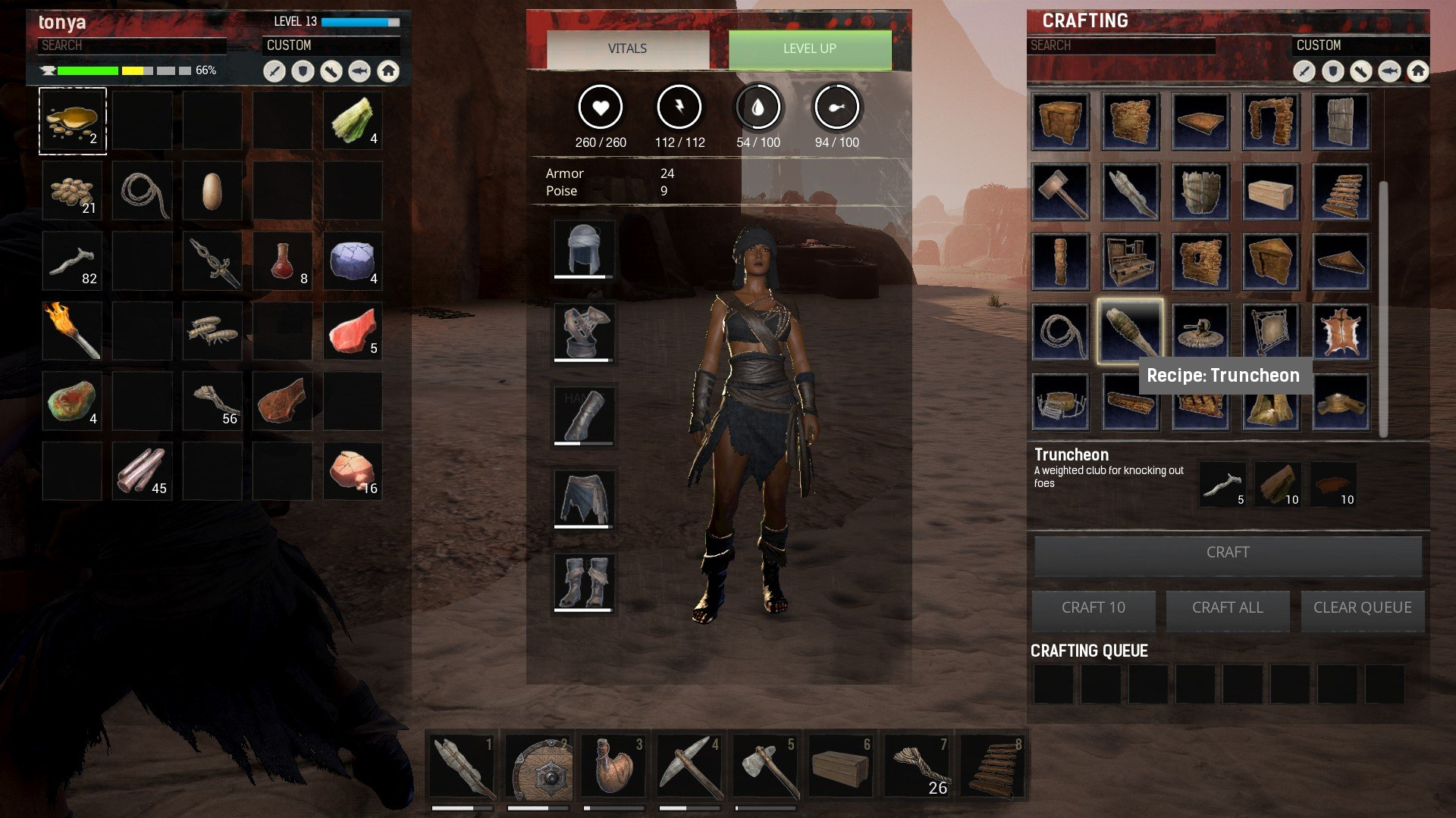 Conan Exiles Gameplay Tips And Tricks For New And