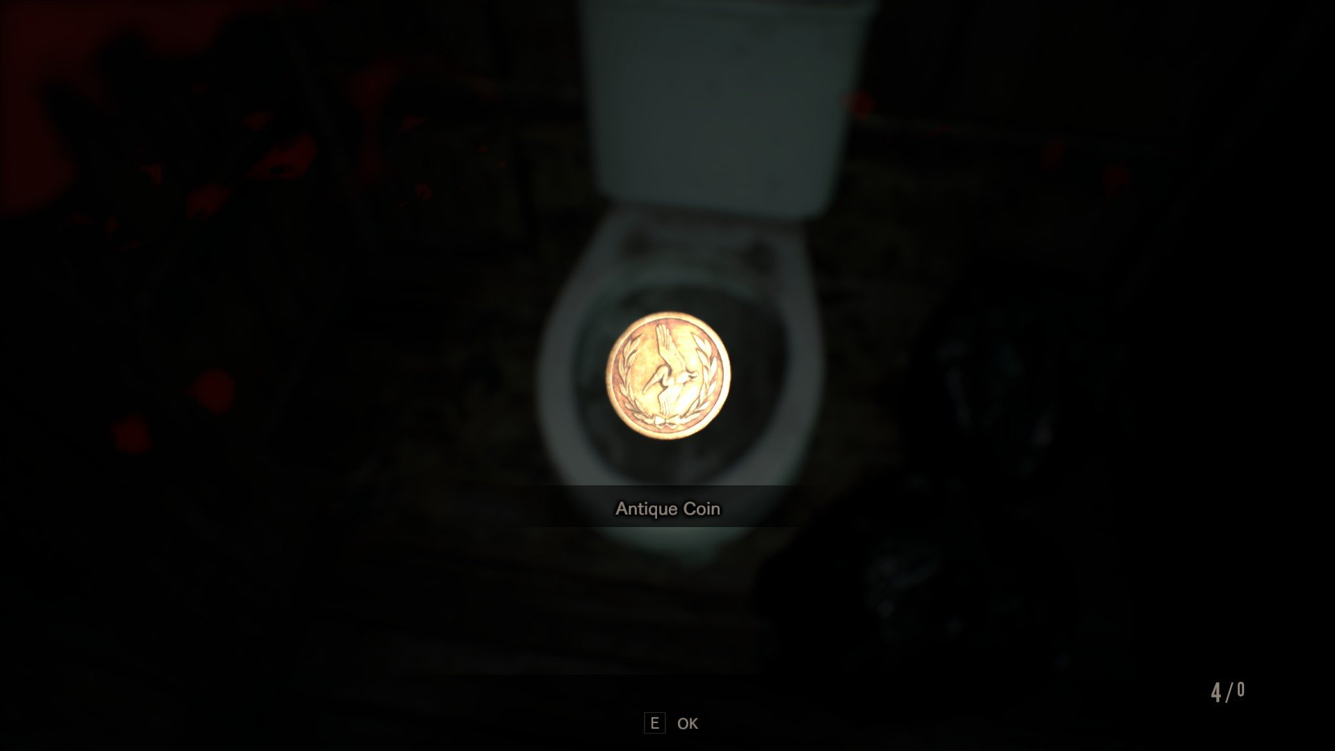 Resident Evil 7 Biohazard All Antique Coin Locations