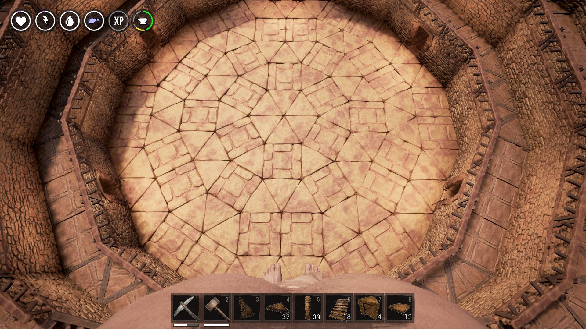 Design This Home Cheats Pc Conan Exiles Circles And Spiral Stairs