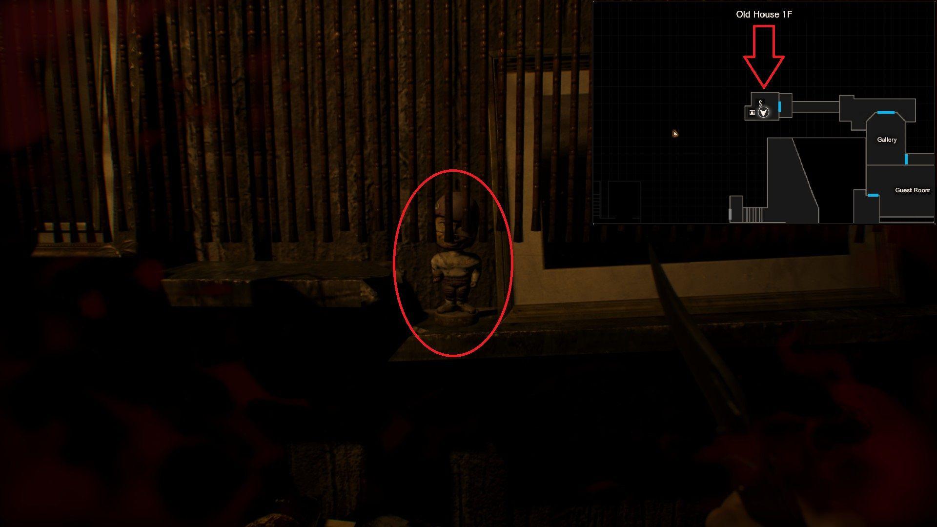 Resident Evil 7 Biohazard All Mr Everywhere Statuette