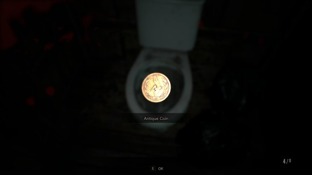 Resident Evil 7: Biohazard - All Antique Coin Locations