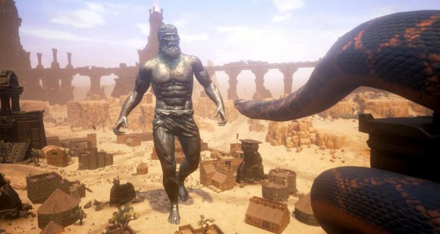 Conan Exiles - How to Mod your Host Havoc Server