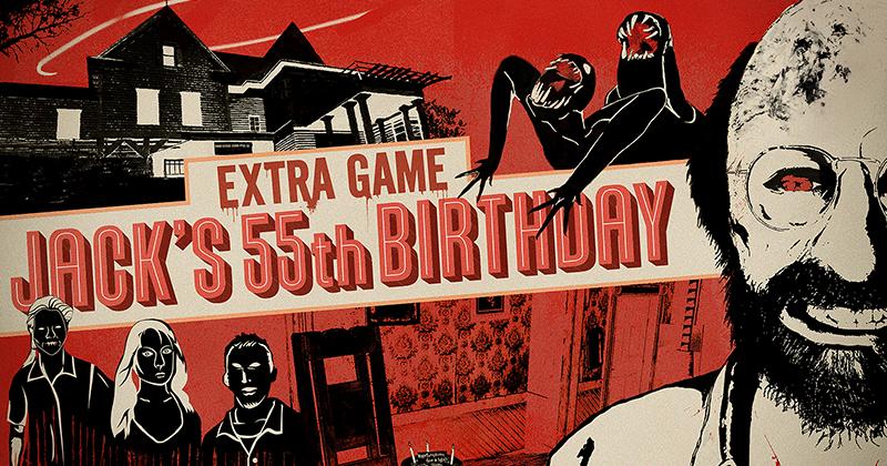 Resident Evil 7: Biohazard - Jack's 55th Birthday ...