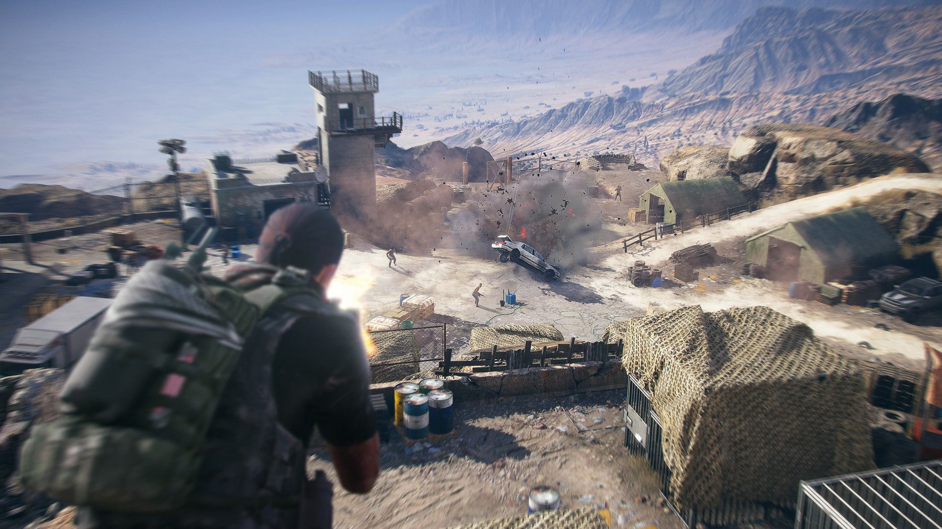 Ghost Recon Wildlands Mission Types And Activities
