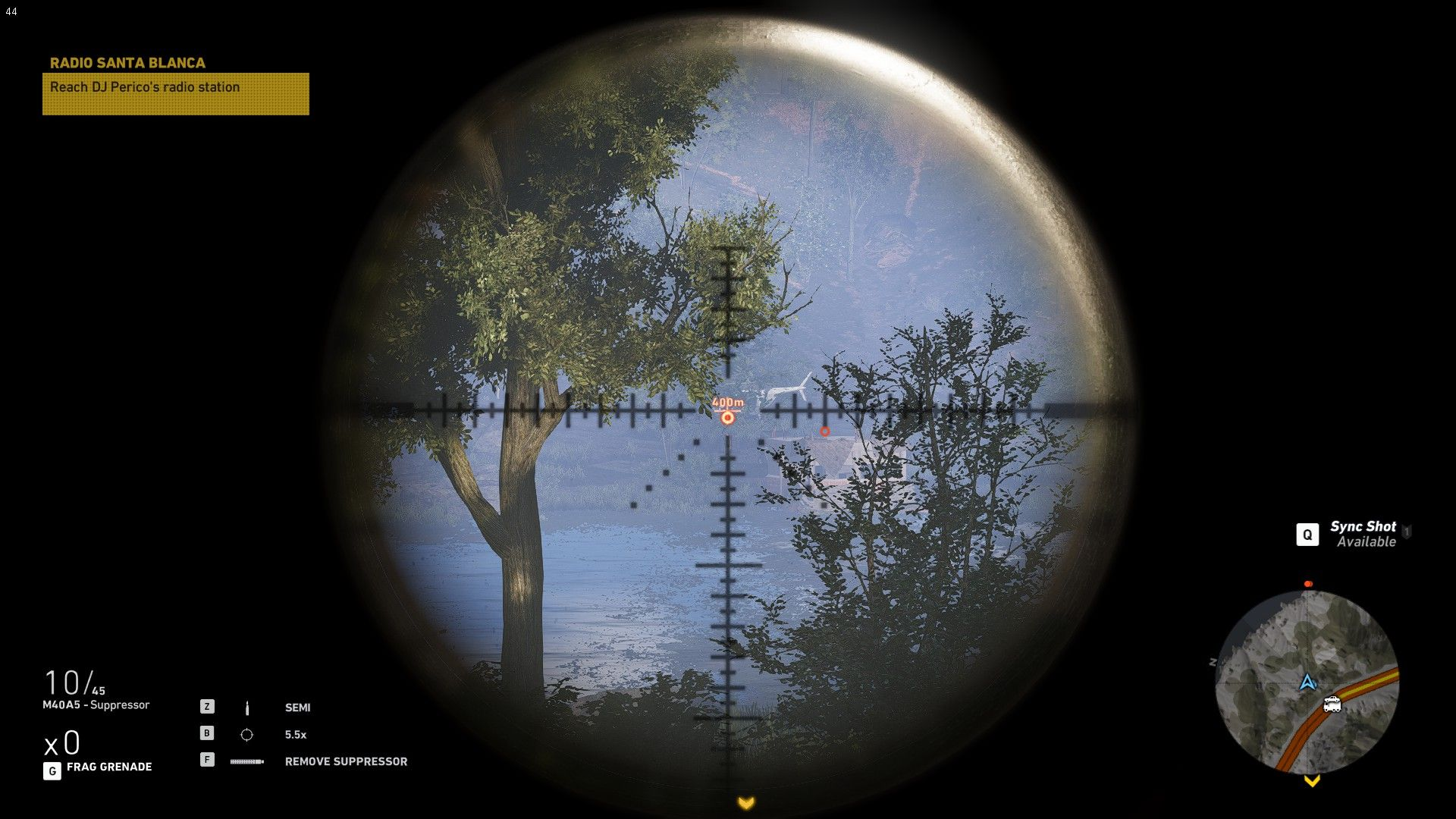 Ghost Recon: Wildlands  A Guide To Using The Sniper Rifles