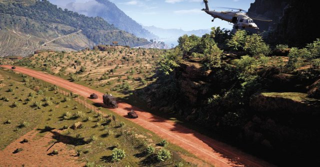 Ghost Recon: Wildlands - Mission Types and Activities
