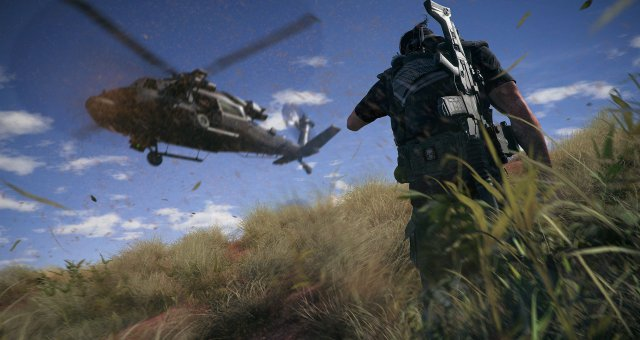 Ghost Recon: Wildlands - How to Fly Helicopters (Keyboard)