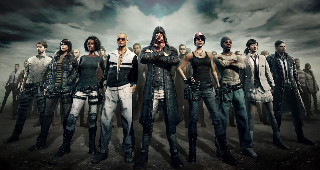 Playerunknown S Battlegrounds Wallpapers: All Skins Overview