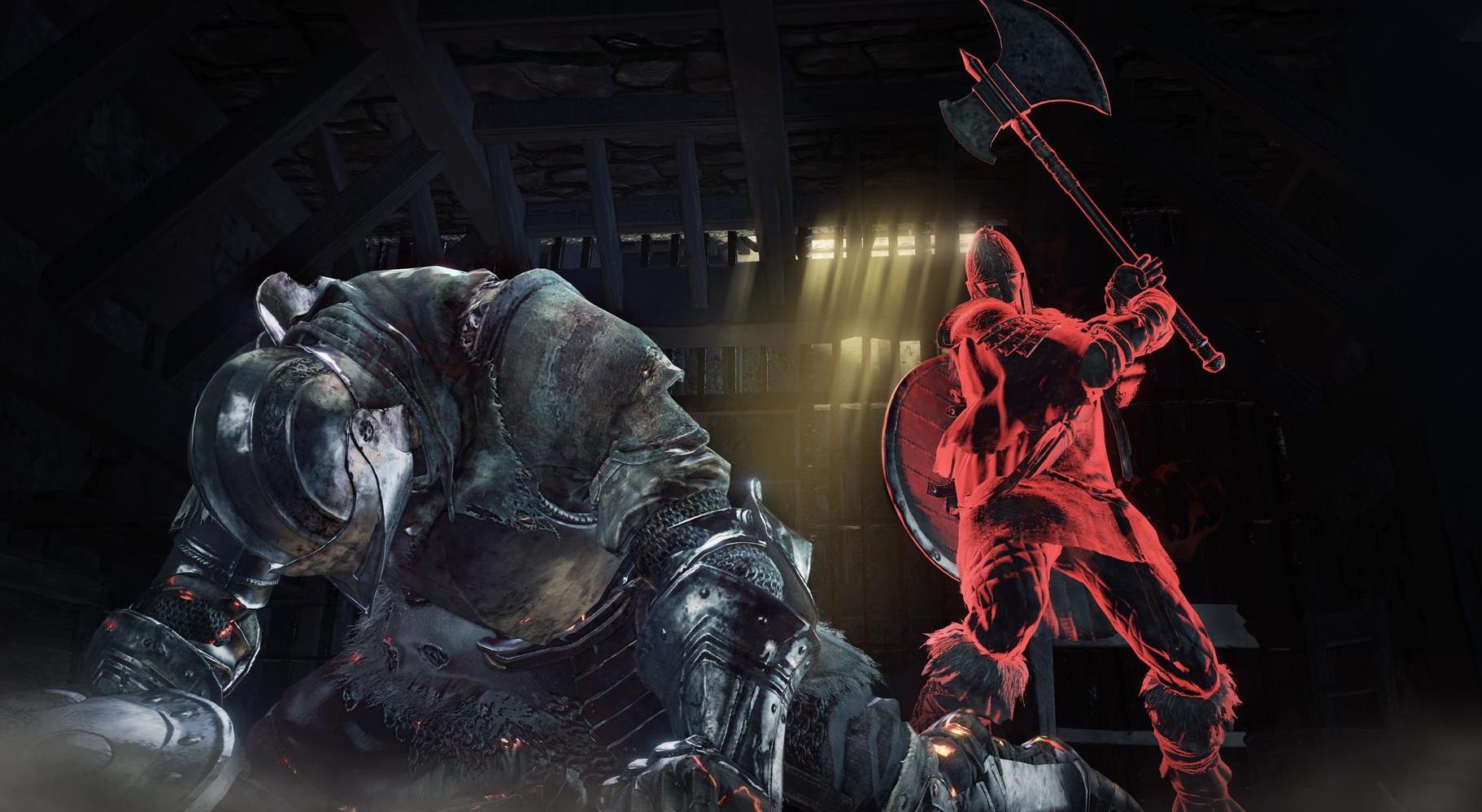 Dark Souls 3 - Short PVP Insights