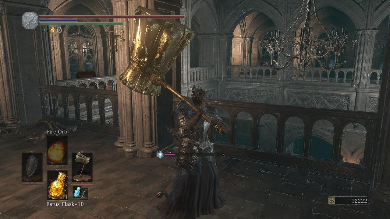 Dark Souls 3 - Getting Started in DS3 When You're New to the