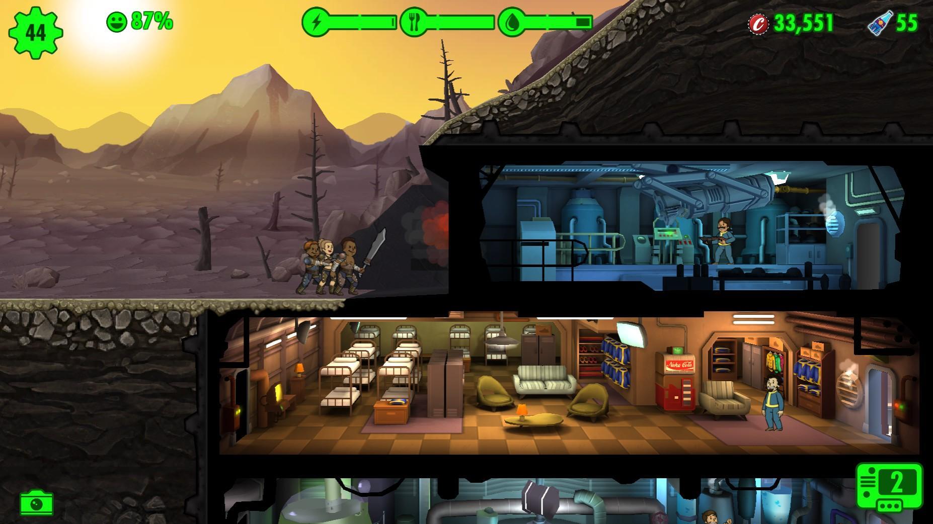 Fallout Shelter - 100% Achievement Guide