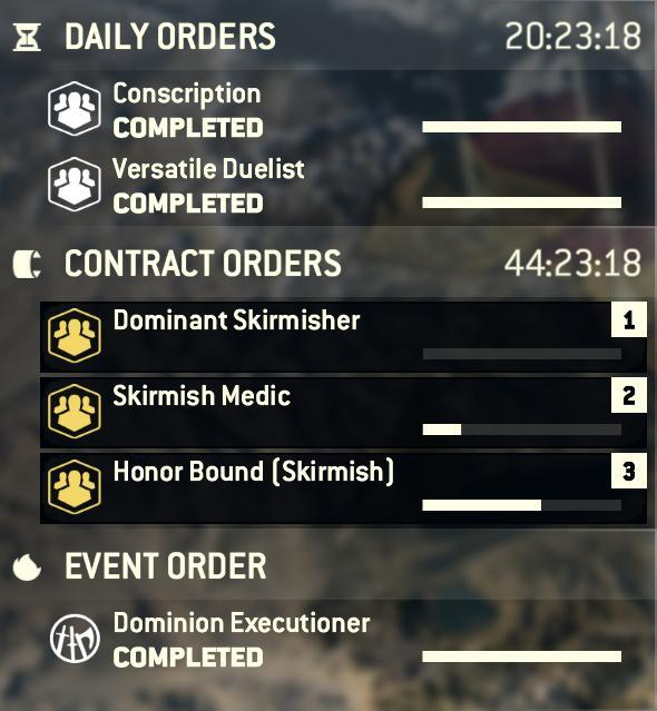 For Honor - How to Easily Complete Orders
