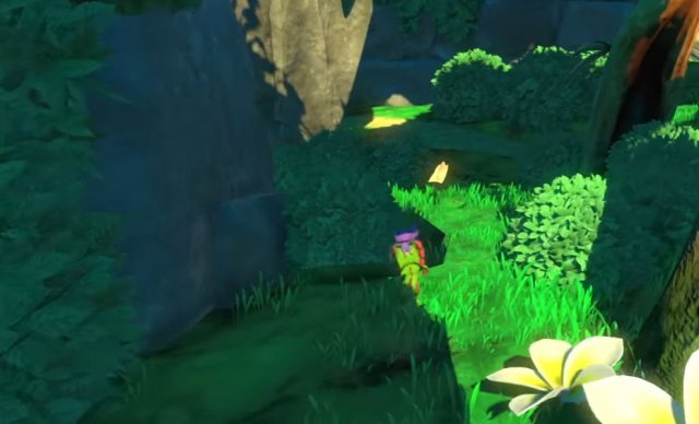 Yooka-Laylee - All Pagie's, Ghost Writers, Play Coins, Mollycools and Other Secrets Location