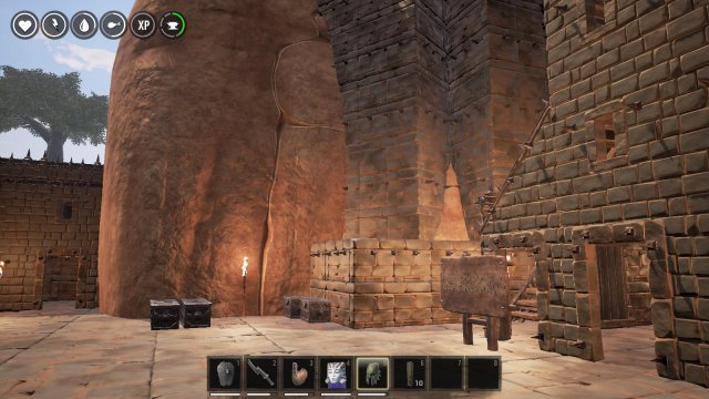 Conan Exiles - Buildings and Structural Integrity