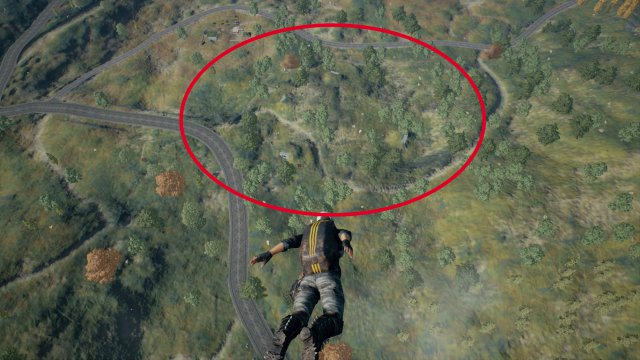 Playerunknown's Battlegrounds - Bunker Tunnel System Map