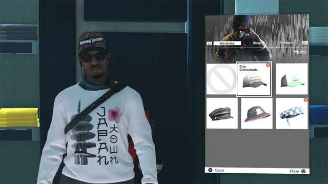 Watch Dogs 2 - How to Get Hidden Clothing