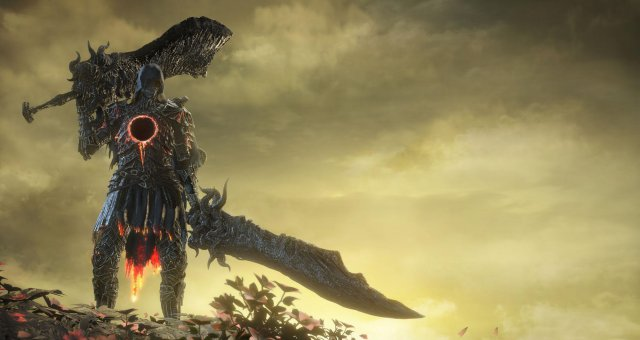 Dark Souls 3 - How to Quickly Take Down People with the Ringed Knight Paired Ultra Greatswords