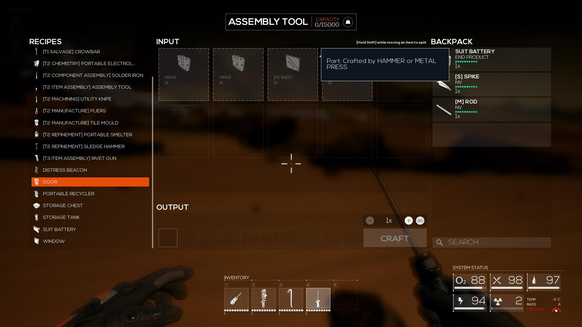 ROKH - Field Operations Manual (Survival, Crafting, Building ...